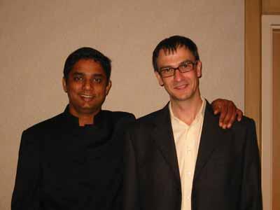 John Marshall, Clicktracks and Sean D'Souza